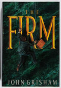 Books:Mystery & Detective Fiction, John Grisham. The Firm. Doubleday, 1991. First edition,first printing. Laminate lifting from front panel of jac...
