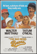 "Movie Posters:Sports, The Bad News Bears (Paramount, 1976). British One Sheet (27"" X 40""). Sports.. ..."
