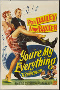 """Movie Posters:Musical, You're My Everything (20th Century Fox, 1949). One Sheet (27"""" X 41""""). Musical.. ..."""