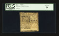 Colonial Notes:Delaware, Delaware March 1, 1758 20s PCGS About New 50.. ...