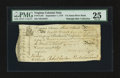 Colonial Notes:Virginia, Virginia September 1, 1775 £8 PMG Very Fine 25.. ...