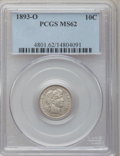 Barber Dimes: , 1893-O 10C MS62 PCGS. PCGS Population (23/74). NGC Census: (18/81).Mintage: 1,760,000. Numismedia Wsl. Price for problem f...