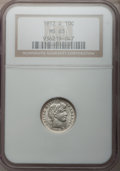 Barber Dimes: , 1912-D 10C MS63 NGC. NGC Census: (53/106). PCGS Population(71/110). Mintage: 11,760,000. Numismedia Wsl. Price for problem...