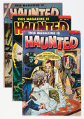 Golden Age (1938-1955):Horror, This Magazine Is Haunted Group (Fawcett Publications, 1953-54)....(Total: 7 Comic Books)
