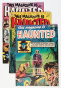 Golden Age (1938-1955):Horror, This Magazine Is Haunted Group (Fawcett Publications, 1951-53)....(Total: 7 Comic Books)