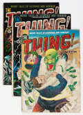 Golden Age (1938-1955):Horror, The Thing! Group (Charlton, 1952-54)....