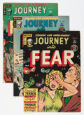 Golden Age (1938-1955):Horror, Journey Into Fear #1-10 Group (Superior, 1951-52).... (Total: 10Comic Books)