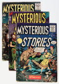 Golden Age (1938-1955):Horror, Mysterious Stories #2 and 4-7 Group (Premier, 1954-55).... (Total:5 Comic Books)