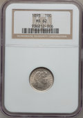 Barber Dimes: , 1898 10C MS62 NGC. NGC Census: (62/293). PCGS Population (77/302).Mintage: 16,320,735. Numismedia Wsl. Price for problem f...