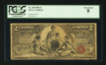 Large Size:Silver Certificates, Fr. 248 $2 1896 Silver Certificate PCGS Very Good 08.. ...
