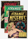Golden Age (1938-1955):Horror, Strange Mysteries #13-21 Group (Superior, 1953-55) Condition:Average GD/VG.... (Total: 9 Comic Books)