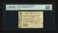 Colonial Notes:North Carolina, North Carolina December, 1771 £5 PMG Choice Very Fine 35 EPQ.. ...