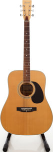 Musical Instruments:Acoustic Guitars, 1970s Penco Model A-14 M Natural Acoustic Guitar, Serial #14981....