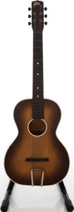 Musical Instruments:Acoustic Guitars, 1950s Western States Sunburst Acoustic Guitar. ...