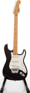 Musical Instruments:Electric Guitars, 1989 Fender Squire Stratocaster Solid Body Electric Guitar, Serial# E945517....