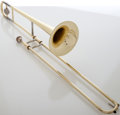 Musical Instruments:Horns & Wind Instruments, 1980s Yamaha Brass Trombone....