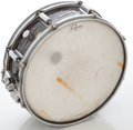 Musical Instruments:Drums & Percussion, 1966 Rogers Powertone Black Pearl Snare Drum, Serial # 16007. ...