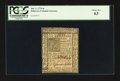 Colonial Notes:Delaware, Delaware January 1, 1776 6s PCGS Choice New 63.. ...