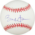 Autographs:Baseballs, 2007 President Barack Obama Single Signed Baseball....