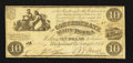 Confederate Notes:1861 Issues, T28 $10 1861 PF-5 Cr. 233.. ...