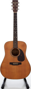 Musical Instruments:Acoustic Guitars, 1975 Alvarez by Yairi DY77 Natural Acoustic Guitar, Serial #7375....