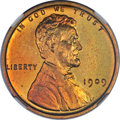Proof Lincoln Cents, 1909 1C Lincoln Cent PR65 Red NGC....