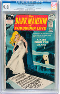 Bronze Age (1970-1979):Horror, Dark Mansion of Forbidden Love #4 (DC, 1972) CGC NM/MT 9.8Off-white to white pages....