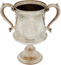 Baseball Collectibles:Others, 1917 Honus Wagner Day Presentational Loving Cup....