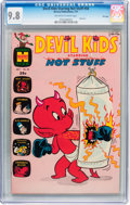 Bronze Age (1970-1979):Humor, Devil Kids Starring Hot Stuff #50 File Copy (Harvey, 1971) CGCNM/MT 9.8 Off-white to white pages....