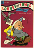 Golden Age (1938-1955):Cartoon Character, Looney Tunes and Merrie Melodies Comics #148 File Copy (Dell, 1954)Condition: VF/NM....