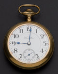 Timepieces:Pocket (post 1900), Hamilton 21 Jewel 940 18 Size Pocket Watch. ...
