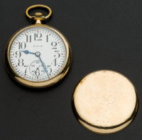 Elgin 21 Jewel B.W. Raymond Pocket Watch