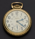 Timepieces:Pocket (post 1900), Waltham 23 Jewel Vanguard 24 Hour Pocket Watch. ...