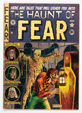 Golden Age (1938-1955):Horror, Haunt of Fear #4 (EC, 1950) Condition: VG/FN....