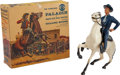 "Baseball Cards:Sets, Vintage Hartland - Paladin ""Have Gun, Will Travel"" Statue and Box...."