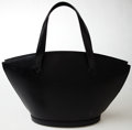 Luxury Accessories:Bags, Heritage Vintage: Louis Vuitton Black Epi St. Jacques PM Tote. ...