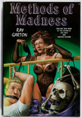 Books:Horror & Supernatural, Ray Garton. SIGNED/LIMITED. Methods of Madness. DarkHarvest, 1990. First edition, first printing. Limited to ...