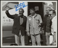 Golf Collectibles:Autographs, Arnold Palmer Signed Photograph....