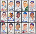 Baseball Collectibles:Others, Baseball Greats Signed Perez Steele Postcards Lot of 15....