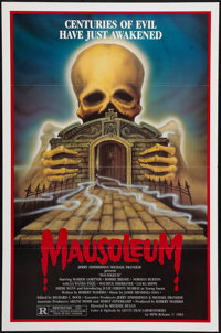 "Mausoleum & Other Lot (MPM, 1983). One Sheets (2) (27"" X 41"") Flat Folded. Horror. ... (Total: 2 Items..."