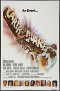 "Movie Posters:Action, Earthquake (Universal, 1974). One Sheet (27"" X 41"") Flat Folded.Action.. ..."