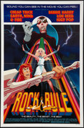 "Movie Posters:Animation, Rock and Rule (MGM/UA, 1983). One Sheet (27"" X 41""). Animation.. ..."