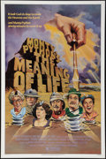 """Movie Posters:Comedy, Monty Python's The Meaning of Life (Universal, 1983). One Sheet (27"""" X 41""""). Comedy.. ..."""
