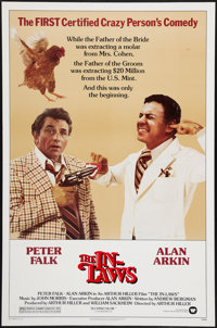 """The In-Laws (Warner Brothers, 1979). One Sheet (27"""" X 41""""). Flat Folded Comedy"""