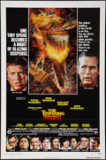 "Movie Posters:Action, The Towering Inferno (20th Century Fox, 1974). One Sheet (27"" X41""). Flat Folded Action.. ..."