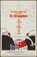 "Movie Posters:Comedy, Dr. Strangelove or: How I Learned to Stop Worrying and Love theBomb (Columbia, 1964). One Sheet (27"" X 41""). Comedy.. ..."