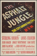 "Movie Posters:Film Noir, The Asphalt Jungle (MGM, 1950). One Sheet (27"" X 41""). Film Noir.. ..."