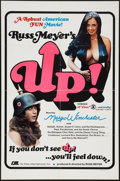 "Movie Posters:Sexploitation, Up! (RM International, 1976). One Sheet (27"" X 41"").Sexploitation.. ..."