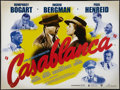 "Movie Posters:Academy Award Winners, Casablanca (Park Circus, R-2007). British Quad (30"" X 40""). AcademyAward Winners.. ..."