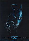 "Movie Posters:Action, The Dark Knight (Warner Brothers, 2008). Small British LenticularPoster (11.5"" X 16.5""). Action.. ..."